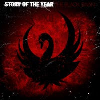 "Story Of The Year ""The Black Swan"" CD"