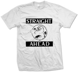 "Straight Ahead ""Logo"" T Shirt"