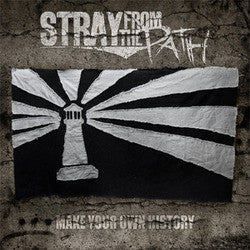 "Stray From The Path ""Make Your Own History""CD"