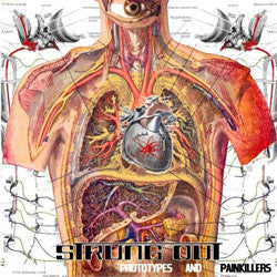 "Strung Out ""Prototypes And Painkillers"" LP"