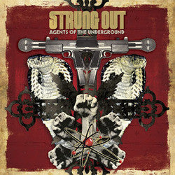 "Strung Out ""Agents Of The Underground"" CD"
