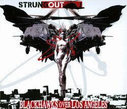 "Strung Out ""Black Hawks Over Los Angeles"" CD"