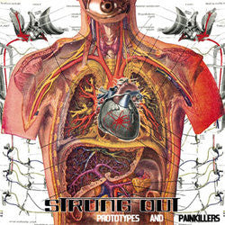 "Strung Out ""Prototypes And Painkillers"" CD"