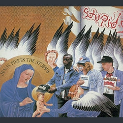 "Stupids ""Jesus Meets The Stupids"" LP"