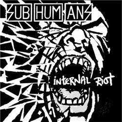 "Subhumans ""Internal Riot"" LP"