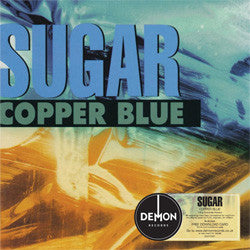 "Sugar ""Copper Blue"" 2xLP"