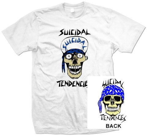 "Suicidal Tendencies ""Skull"" T Shirt"