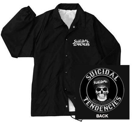 "Suicidal Tendencies ""ST California"" Windbreaker"