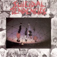 "Suicidal Tendencies ""S/T"" LP"