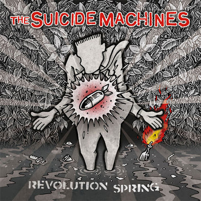 "Suicide Machines ""Revolution Spring"" CD"