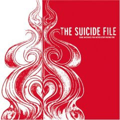 "Suicide File ""Some Mistakes You Never Stop Paying For"" CD"