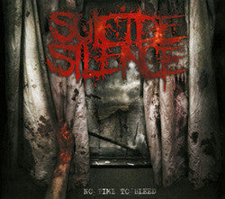 "Suicide Silence ""No Time To""CD"