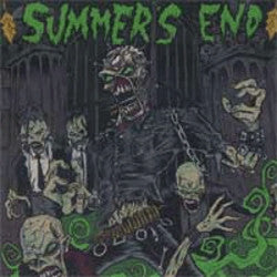 "Summers End ""<i>Self Titled</i>"" CD"