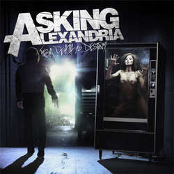 "Asking Alexandria ""From Death To Destiny"" CD"