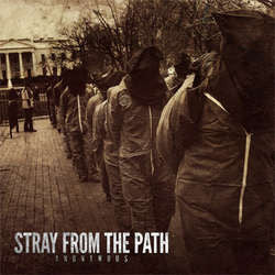 "Stray From The Path	""Anonymous""	CD"