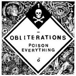 "Obliterations ""Poison Everything"" LP"