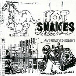 "Hot Snakes ""Automatic Midnight"" LP"
