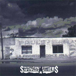 "Swingin' Utters ""Self Titled"" LP"