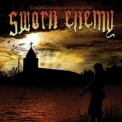 "Sworn Enemy ""The Beginning Of The End"" CD"