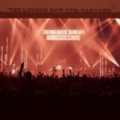 "Taking Back Sunday ""Louder Now: Partone"" CD"