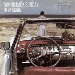 "Taking Back Sunday ""New Again"" CD+DVD"