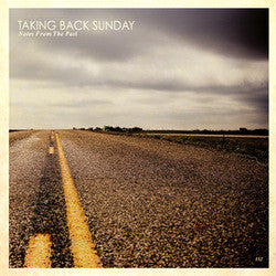 "Taking Back Sunday ""Notes From The Past"" CD"