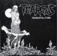 "Teargas ""The Way Of All flesh"" LP"