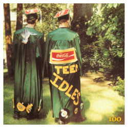 "Teen Idles ""<i>Self Titled</i>"" 7"""