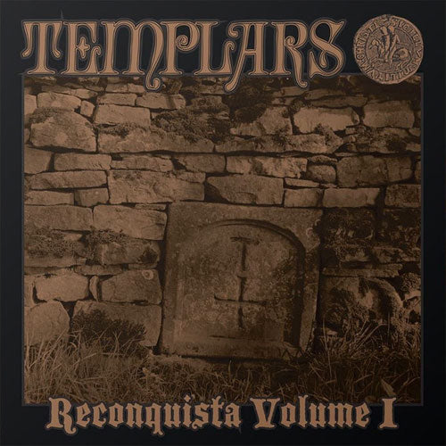 "The Templars ""Reconquista Vol. 1"" LP"