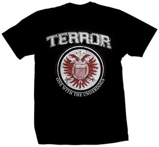 "Terror ""One With The Underdogs"" T Shirt"