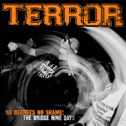 "Terror ""No Regrets"" CD+DVD"