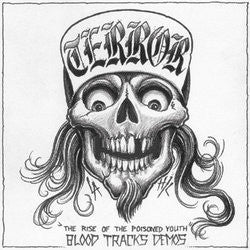 "Terror ""Blood Tracks Demos"" 7"""