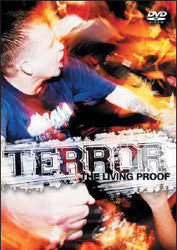 "Terror ""The Living Proof"" DVD"