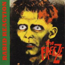 "The Freeze ""Rabid Rection"" LP"