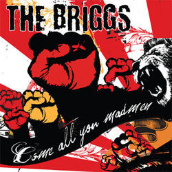 "Briggs, The ""Come All You Madmen""LP"