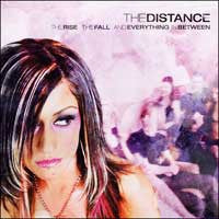 "The Distance ""The Rise, The Fall and Everything Inbetween"" CD"