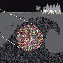 "The Draft ""In A Million Pieces"" CD"