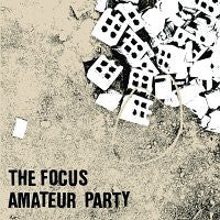 "Amateur Party / Focus ""<i>split</i>"" CD"