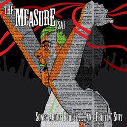 "The Measure (SA) "" Songs About People... And Fruit N' Shit"" LP"