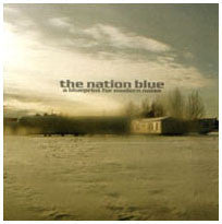 "The Nation Blue ""Blueprint For Modern Noise"" 2xLP"