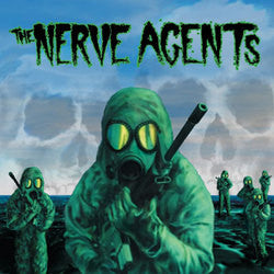"The Nerve Agents ""<i>Self Titled</i>"" CD"
