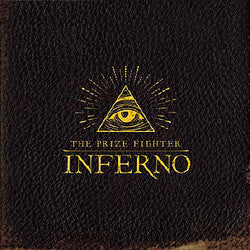 "The Prize Fighter Inferno ""My Brother's Blood Machine"" CD"