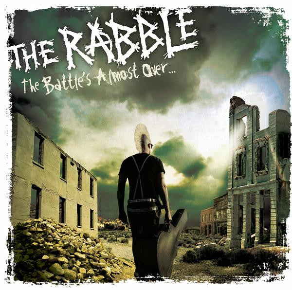 "The Rabble ""The Battle's Almost Over"" CD"