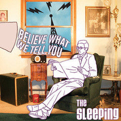 "The Sleeping ""Believe What We tell You"" CD/DVD"