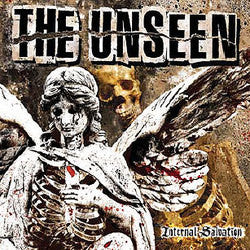 "The Unseen ""Internal Salvation"" LP"