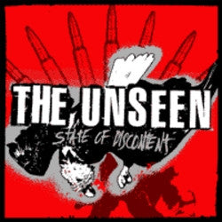 "The Unseen ""State Of Discontent"" LP"