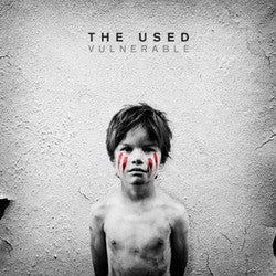 "The Used ""Vulnerable"" CD"