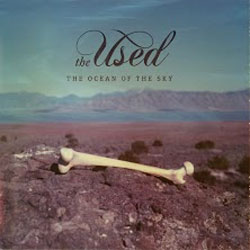 "The Used ""The Ocean Of The Sky Black"" LP"