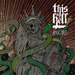 "This Is Hell ""Black Mass"" CD"