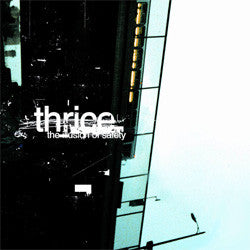 "Thrice ""The Illusion Of Safety"" CD"